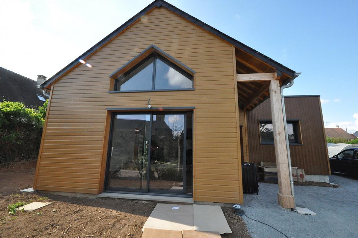 Constructeur maison individuelle sarthe maison moderne for Constructeur maison individuelle 72